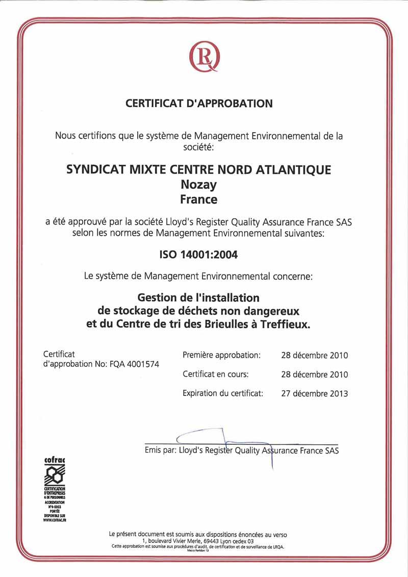 certificat_ISO_14001